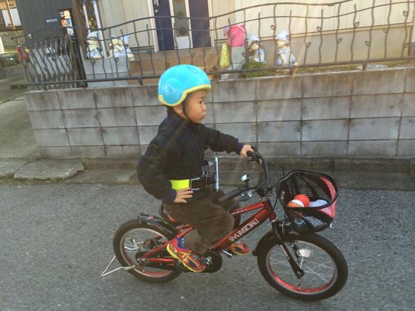 20141123_自転車の練習2_チームコーチング_半谷