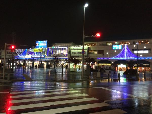 20141125_松本駅イルミネーション_チームコーチング_半谷