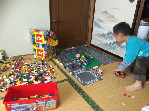 20141223_レゴブロック_lego2_チームコーチング_半谷